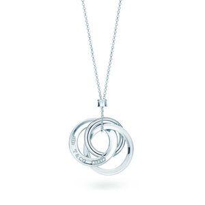 Tiffany Interlocking Circles Pendant